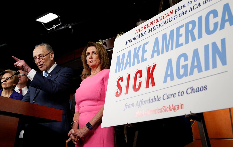 Make America Sick Again!